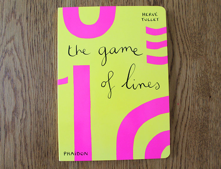 Hervé Tullet - The game lines