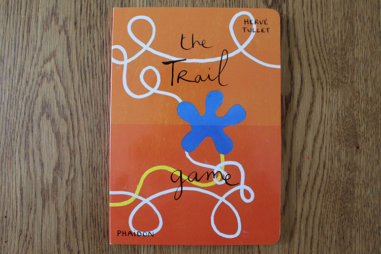 Hervé Tullet - The trail game